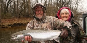 Muskegon Steelhead