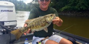 Cold Front Smallmouth